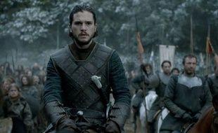 Jon Snow (Kit Harington) dans la saison 6 de «Game of Thrones»