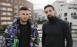 Tom et Yacim, fondateurs du duo Yacetom