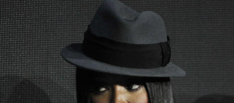 La top Naomi Campbell