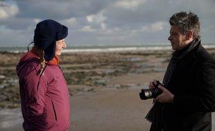 Corinne Masiero et Benjamin Biolay dans «Capitaine Marleau» sur France 3