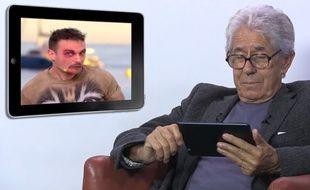 Philippe Gildas juge les nouveaux humoristes de Canal +