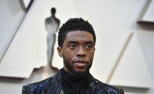 Chadwick Boseman lors de la 91e cérémonie des Oscars en 2019.