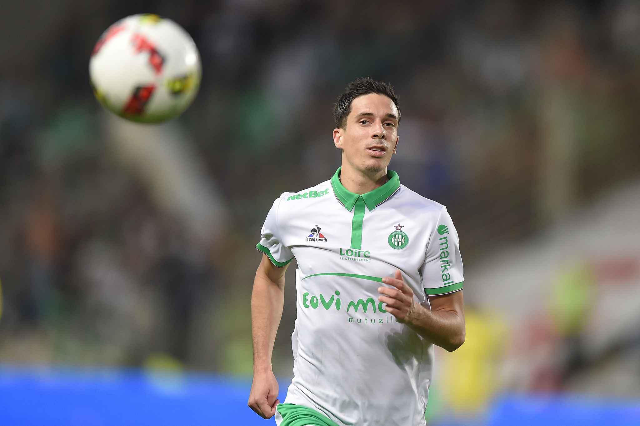 Saint-Etienne s'impose face à Lille (3-1)