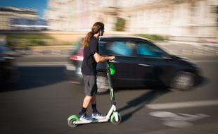 Les trottinettes électriques sont désormais réglementées par le Code de la route.