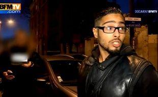 """Jawad Bendaoud, le """"logeur"""" de Saint-Denis"""
