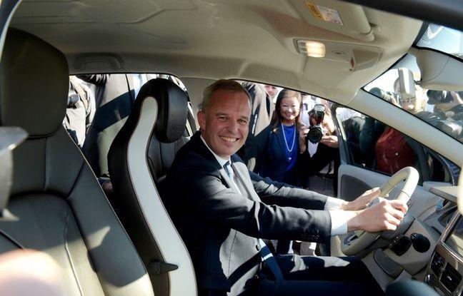 Affaire de Rugy: L'ex-ministre aurait utilisé sa voiture pour des déplacements personnels