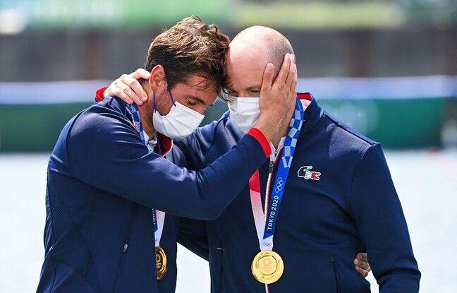 JO Tokyo 2021 : « On a tout écarté dans nos vies pour ce titre », Boucheron et Androdias enfin récompensés de leur duo malgré les galères