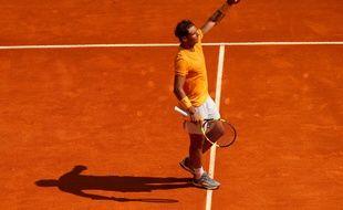 Rafael Nadal a battu aisément Nishikori en finale