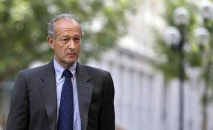 Thierry Gaubert le 8 juillet 2013 à Paris