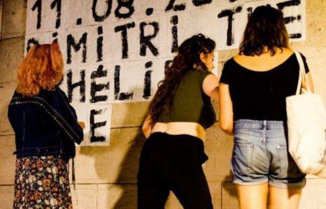 «Papa, il a tué maman», «Elle le quitte, il la tue»... Des collages dans les rues de Paris pour alerter contre les féminicides