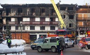 Deux personnes étaient décédées dans la nuit du 20 au 21 janvier dans un ancien hôtel de Courchevel.