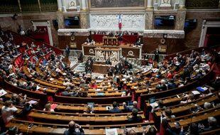 Séance de questions au gouvernement à l'Assemblée nationale, le 26 juin 2018.