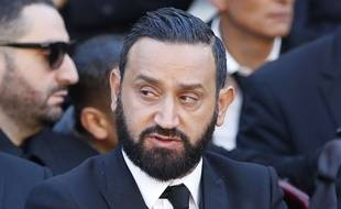Cyril Hanouna, présentateur et animateur, le 5 octobre 2018 à Paris