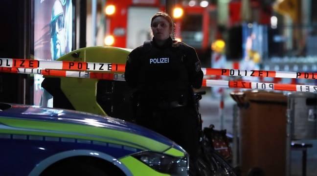 Plusieurs personnes tuées dans une fusillade en Allemagne à Hanau