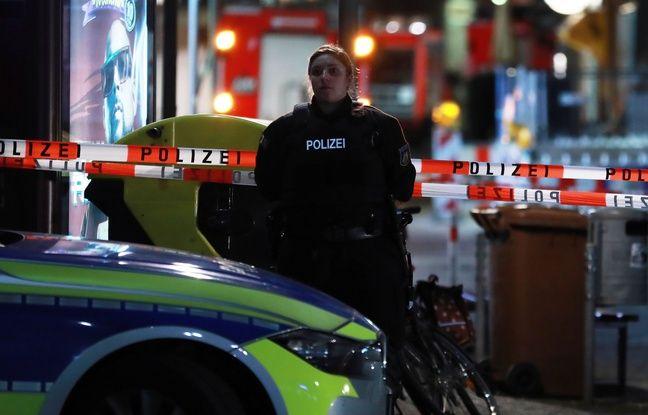 Allemagne: Plusieurs personnes tuées dans deux fusillades à Hanau, près de Francfort