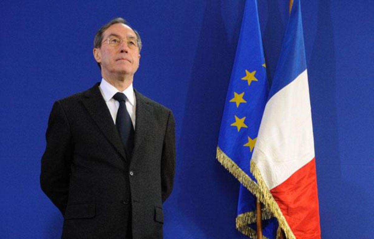 Claude Guéant à Paris, le 3 février 2012. – WITT/SIPA
