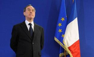 Claude Guéant à Paris, le 3 février 2012.