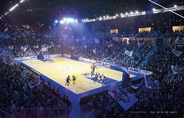 L'Arena de Poitiers accueillera de multiples événements sportifs, et deviendra la salle du club de basket du PB 86