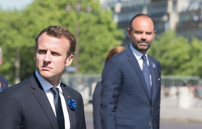 Salaires: Pas d'augmentations pour Macron et son gouvernement au 1er janvier 2019