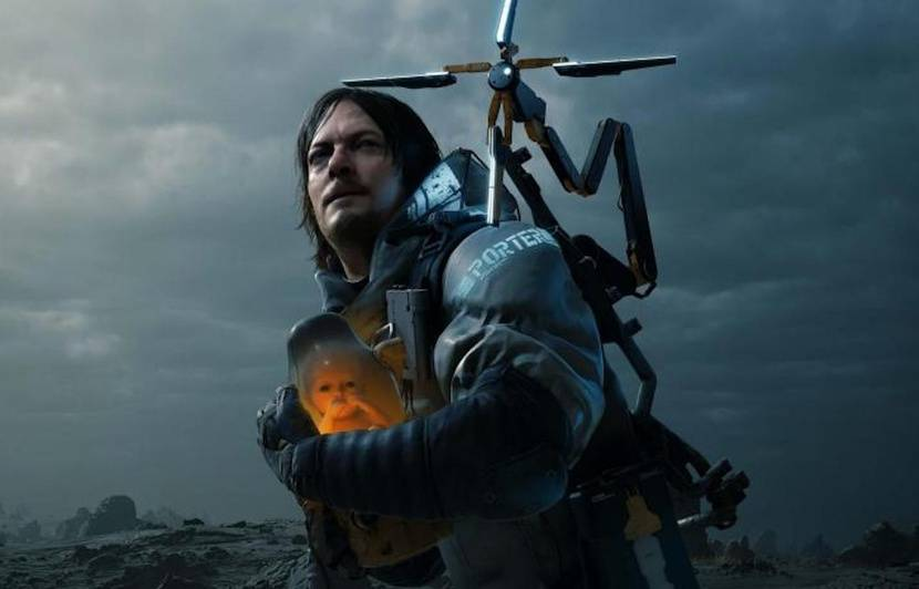 VIDEO. « Death Stranding » d'Hideo Kojima, un chemin de croix  (directionnelle) ?