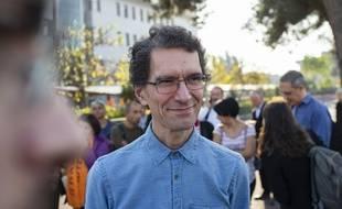 Tuna Altinel, mathématicien et enseignant à l'universitaire Lyon-1