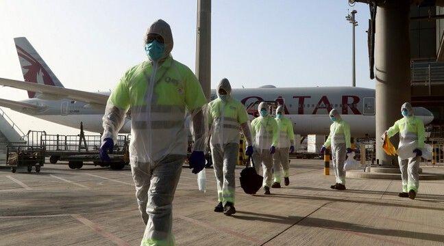 Les parents du bébé jeté dans une poubelle de l'aéroport de Doha identifiés