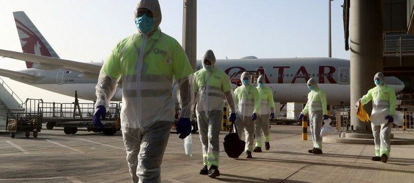 La mère du bébé abandonné à l'aéroport de Doha risque 15 ans de prison.