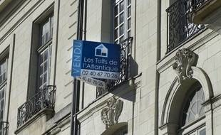 Un appartement vendu dans le centre-ville de Nantes