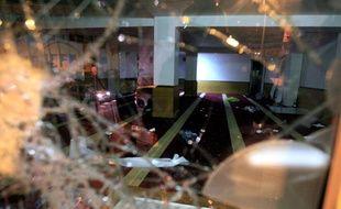 Une salle de prière musulmane a été saccagée vendredi 25 décembre 2015 à Ajaccio (Corse-du-Sud).