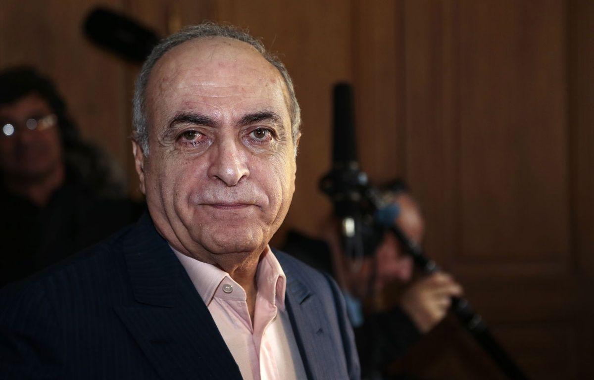 L'homme d'affaires Ziad Takieddine. – JACQUES DEMARTHON / AFP