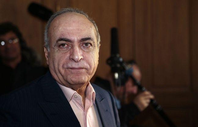 L'homme d'affaires Ziad Takieddine.