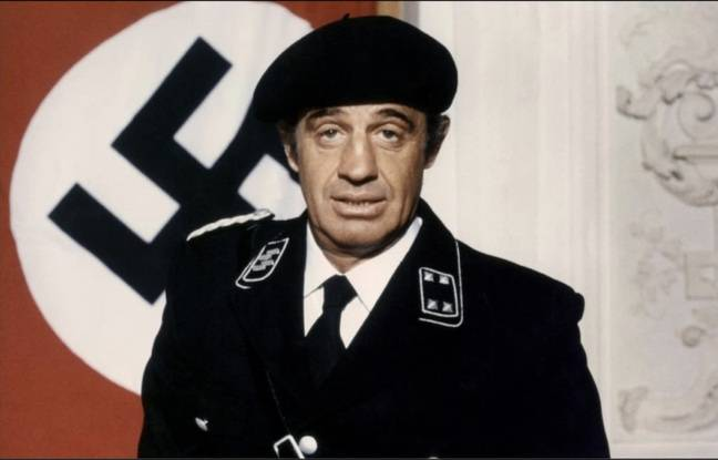 Jean-Paul Belmondo dans L'As des as (1982)