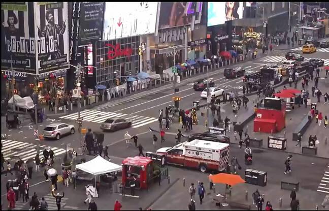648x415 image extraite d une video des pompiers de new york montrant des passants fuir lors d une fusillade