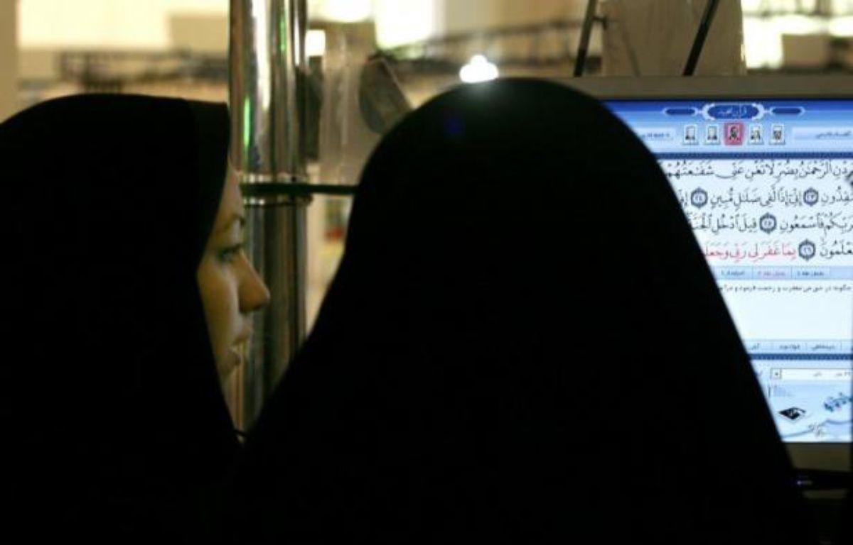 Les virus informatiques Stuxnet et Flame dirigés contre le programme nucléaire de l'Iran marquent le début d'une guerre cybernétique américaine contre Téhéran qui, par le sabotage, pourrait avoir des effets analogues à ceux d'un bombardement, estiment des experts. – Atta Kenare afp.com