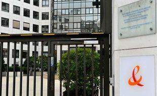 Le siège de la société France Télécom-Orange à Paris