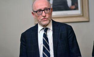 L'avocat de Nordahl Lelandais, Alain Jakubowicz, ne s'est pas exprimé à la sortie.