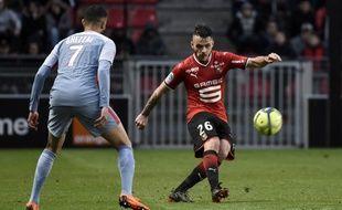Le défenseur Jérémy Gélin est désormais lié au Stade Rennais jusqu'en 2022.