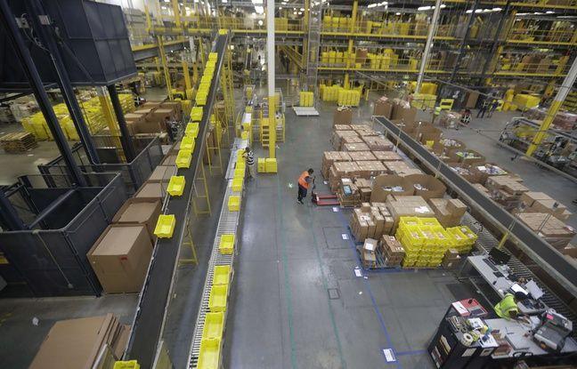 Amazon: Un accord avec le français Balyo pour automatiser ses entrepôts