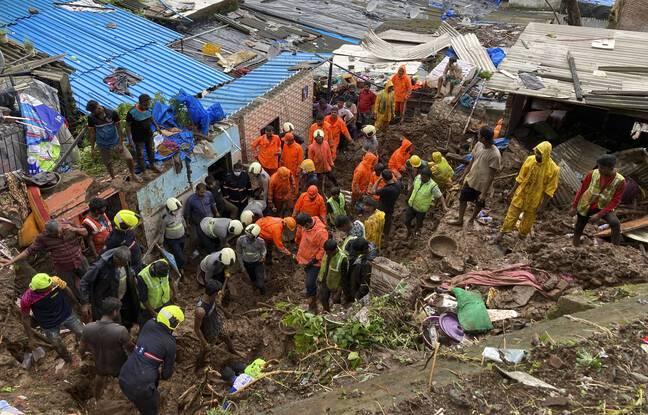 648x415 un glissement de terrain meurtrier a eu lieu a bombay en inde le 18 juillet 2021