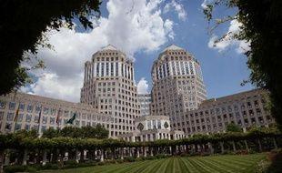 Le siège du groupe américain Procter & Gamble à Cincinnati, dans l'Ohio