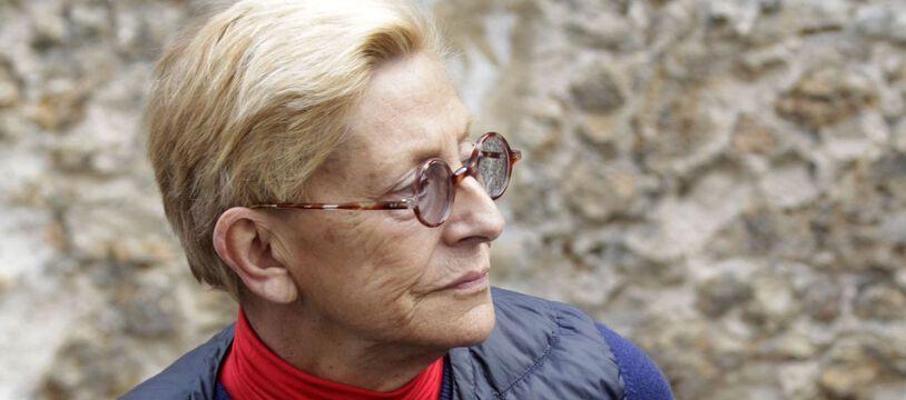 Isabelle Balkany rend visite a son epoux Patrick Balkany a la prison de la Sante, alors que sa deuxieme demande de remise en liberte a ete refusee, a Paris, France,