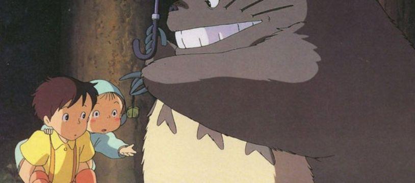 «Mon voisin Totoro» de Hayao Miyzaki