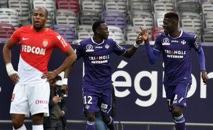 Le TFC arrache le nul en fin de match contre Monaco.