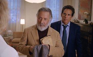 Dustin Hoffman et Ben Stiller dans The Meyerowitz Stories de Noah Baumbach