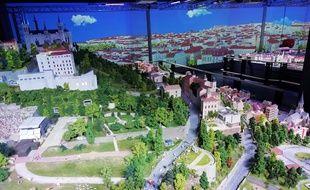 Mini Lyon, représentation de la ville de Lyon en miniatures, a ouvert ses portes le 20 décembre 2018.
