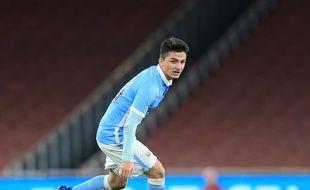 Manuel Garcia Alonso, milieu de terrain espagnol sous contrat avec Manchester City.