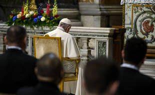 Coronavirus: Le pape François démarre un «marathon de prière» contre la pandémie