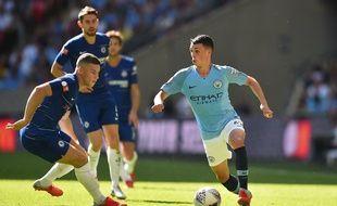 Manchester City a remporté le Community Shield face à Chelsea