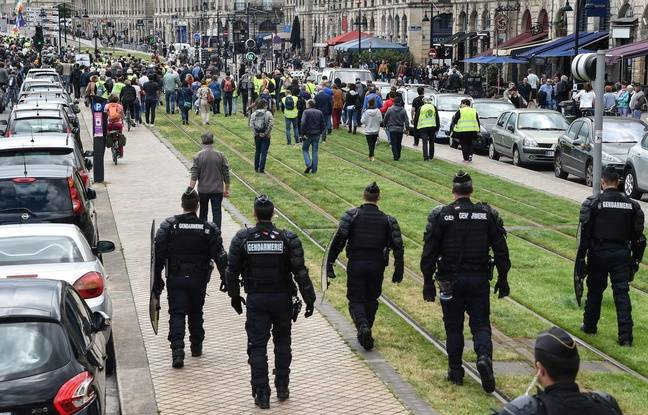 « Gilets Jaunes » à Bordeaux: La vidéo d'une interpellation d'un manifestant fait polémique