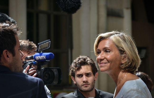 Valérie Pécresse, la présidente (LR) de la région Ile-de-France.
